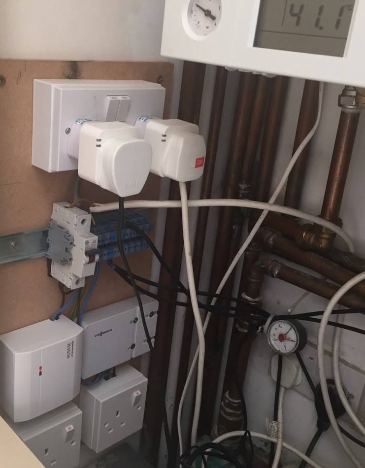 emutex home automation boiler