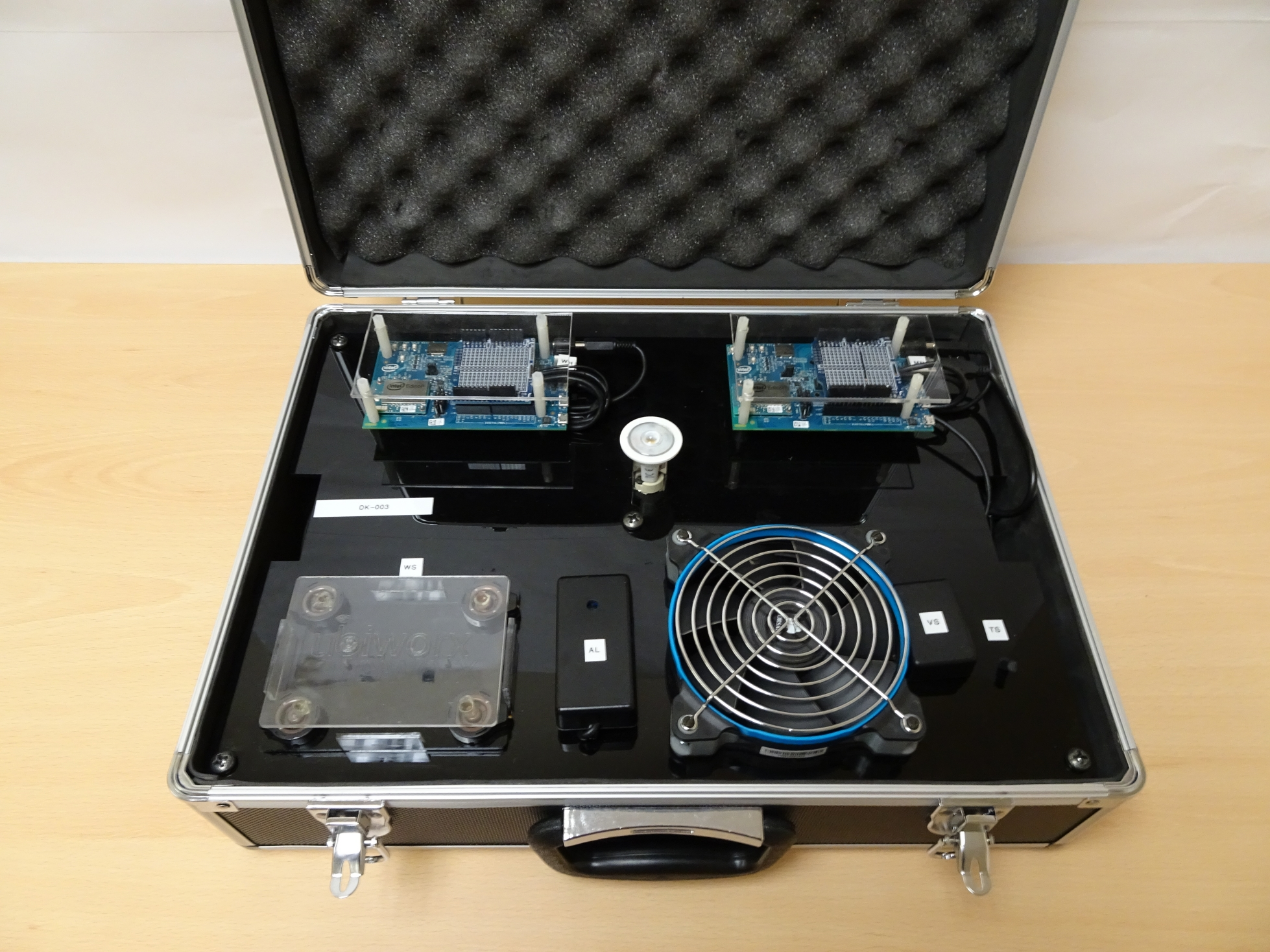 emutex portable industrial plant monitoring system 1